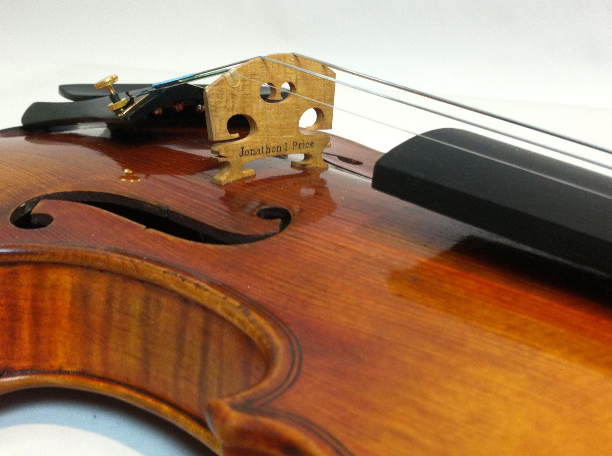 Violin by Jonathon I. Price