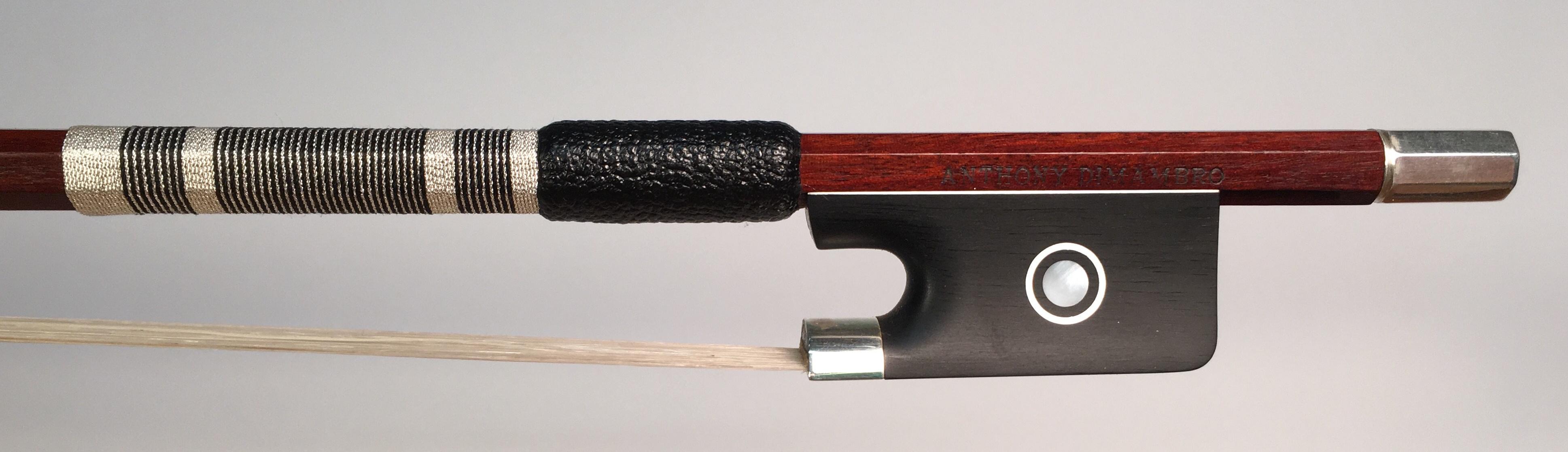 Violin bow no. 9 Frog